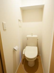 comfor久我山 トイレ