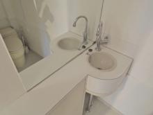 トイレ手洗所
