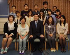 2010・2011年度リベスト奨学生