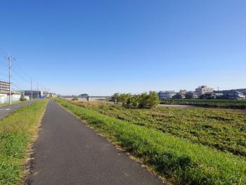 浅川サイクリングロード