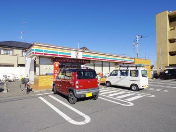 セブンイレブン日野一番橋店